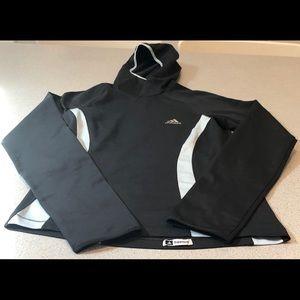 Adidas Clima365 Supernova Hooded Sweatshirt XS